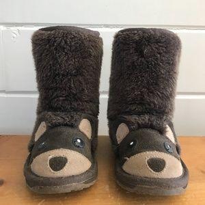 EMU, Wooly Bear Boots